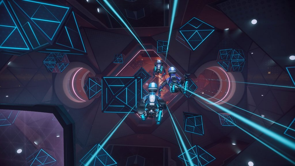 echo arena oculus quest what is