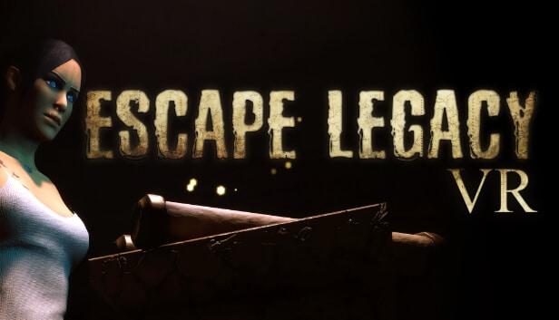 escape legacy vr game