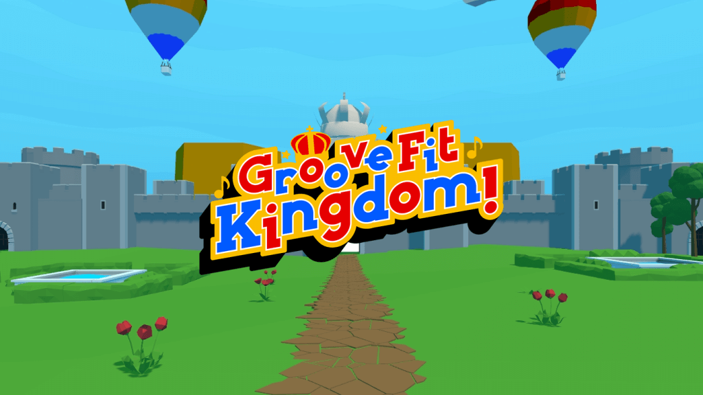 groove fit kigndom sidequest game