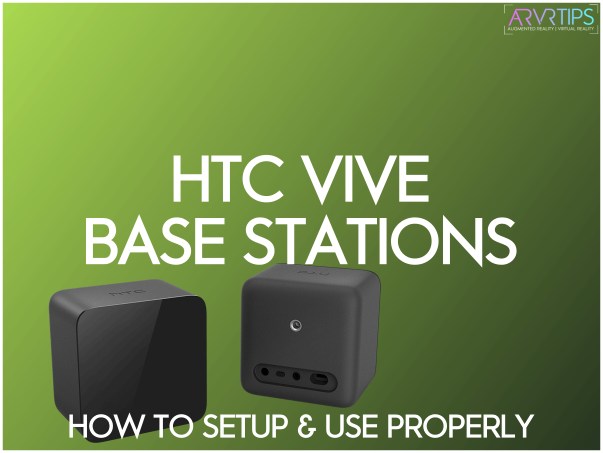 htc vive base stations