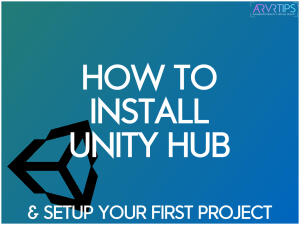 install unity hub