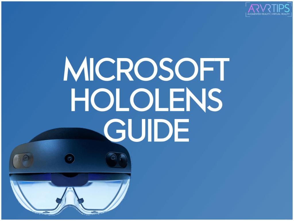 microsoft hololens guide