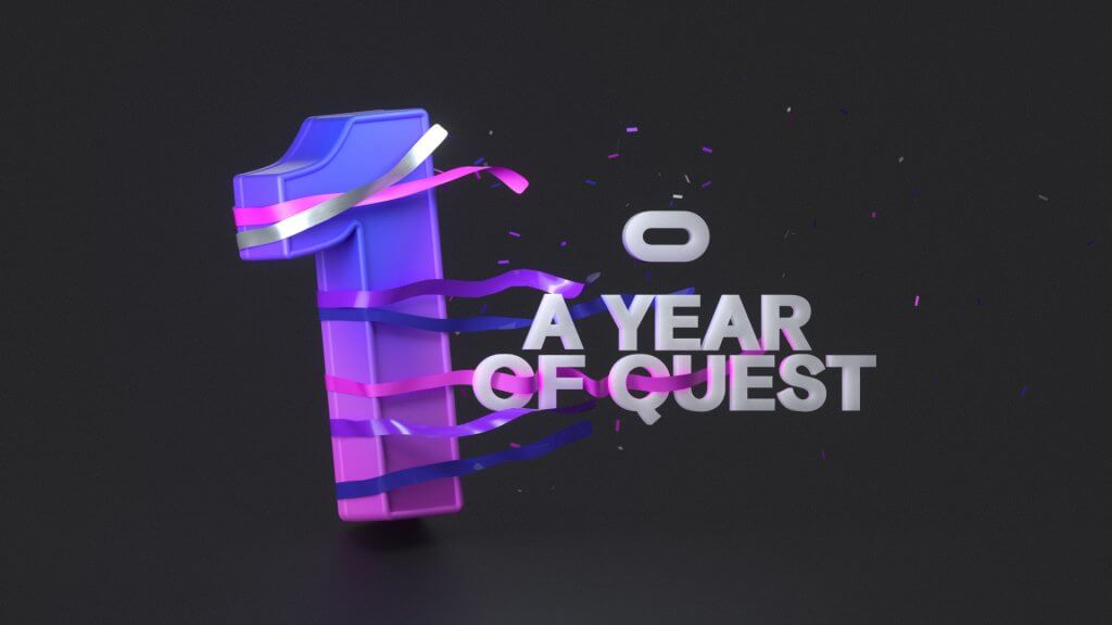 oculus store deals a year of quest