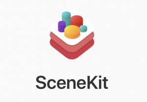 SceneKit Image