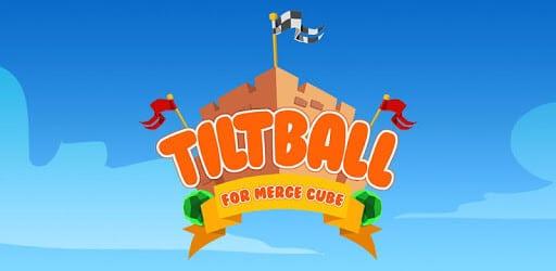 tiltball merge cube app