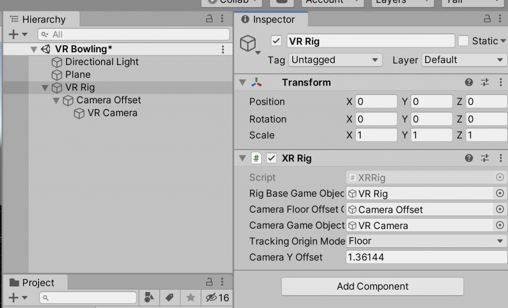 How to Setup Your Unity Camera for VR Games [TUTORIAL]
