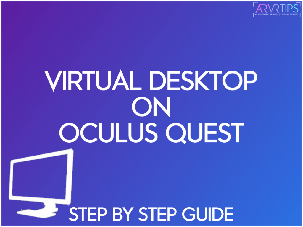 virtual desktop on oculus quest