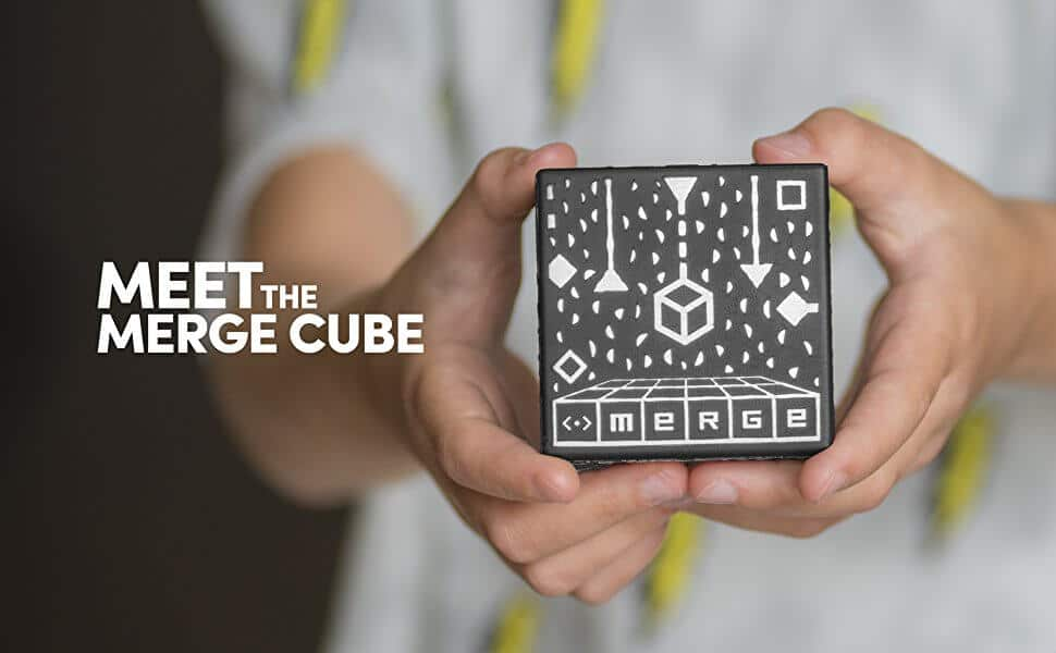 what is the merge cube stem toy