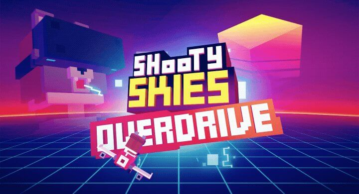shooty skies overdrive oculus quest