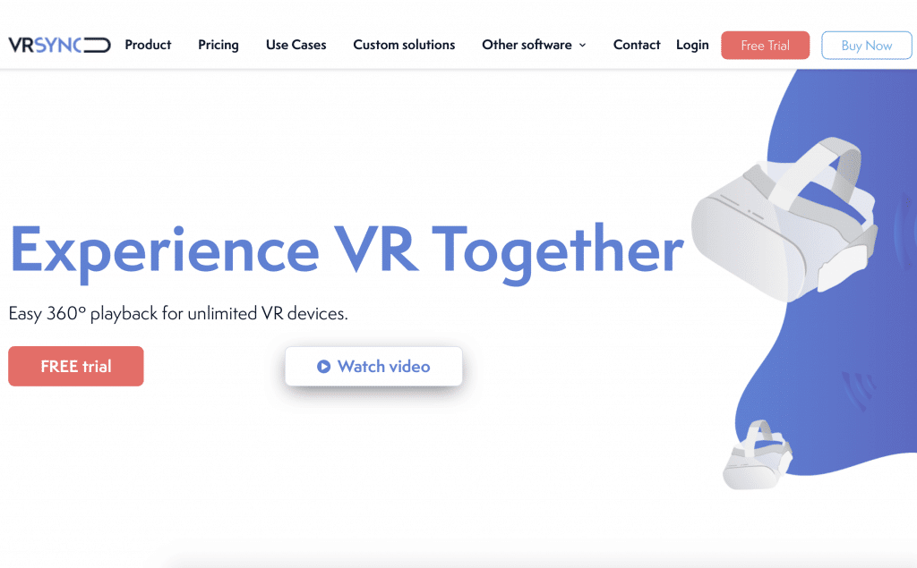 VR-Sync Affiliate program