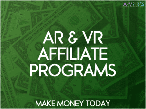 ar and vr affiliate programs