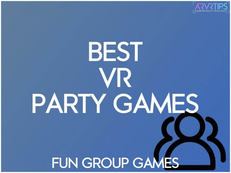 best vr party games