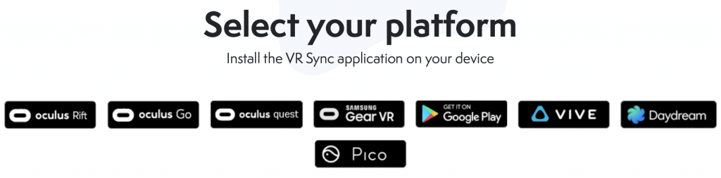 download vr sync to headset