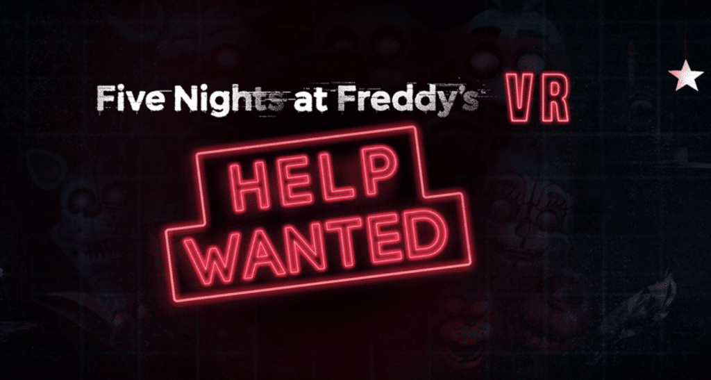 five night at freddy's help wanted oculus quest