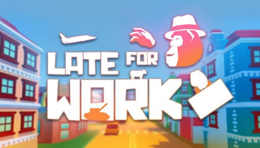 late for work vr party game