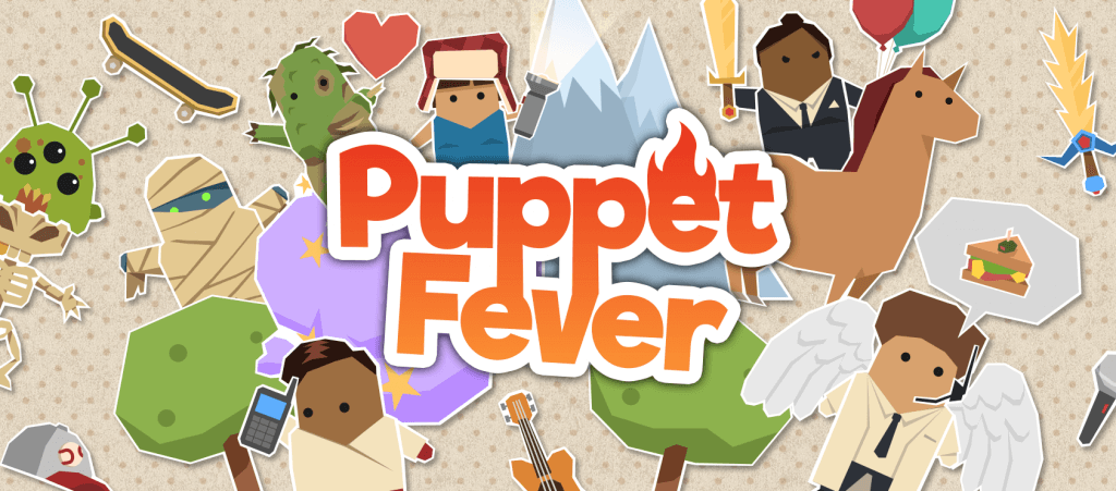 puppet fever vr party game