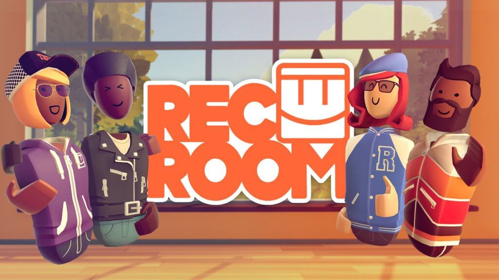 rec room vr party game