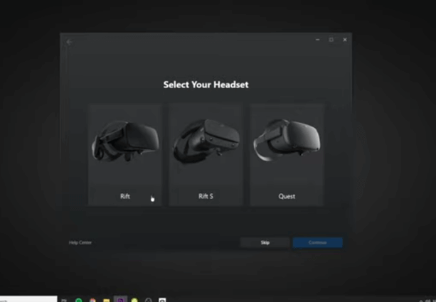 setup oculus link - 4