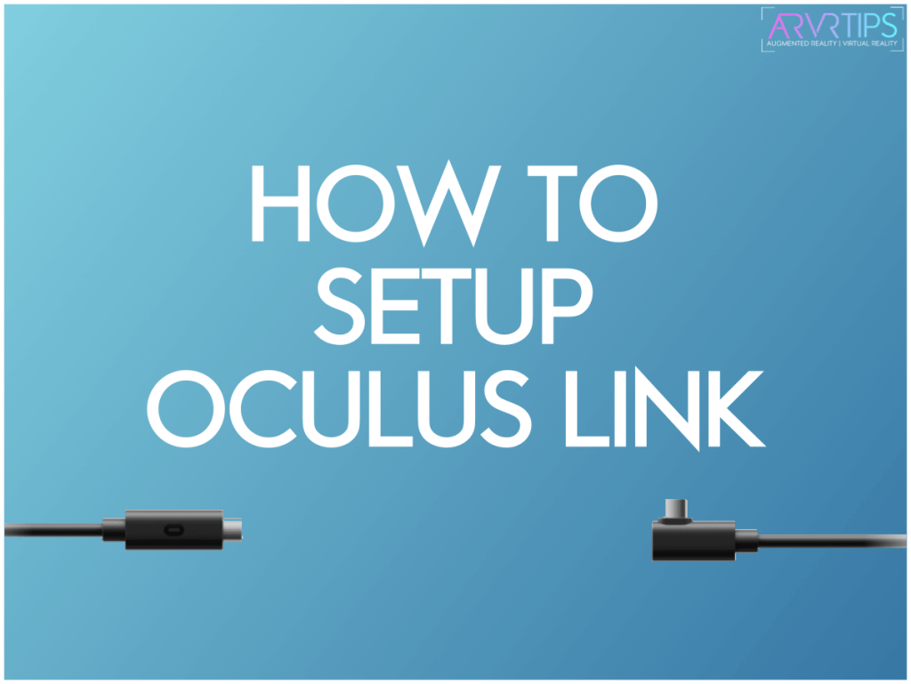 setup oculus link with oculus quest