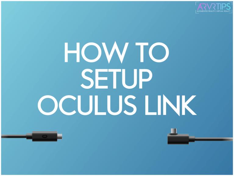 Quest link Oculus