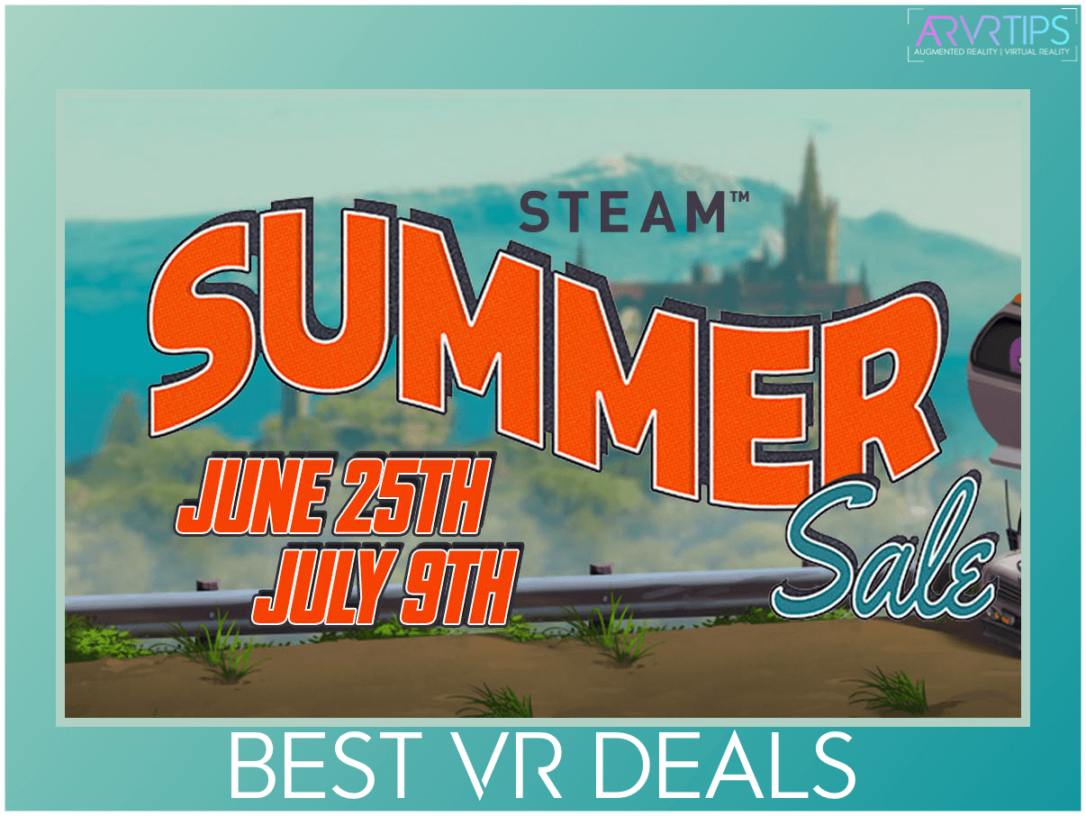 2020 Steam Summer Sale VR Deals: Alyx, Skyrim, Fallout 4 & More