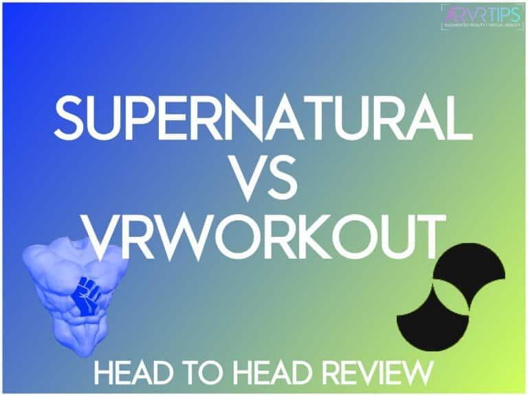 supernatural vs vrworkout