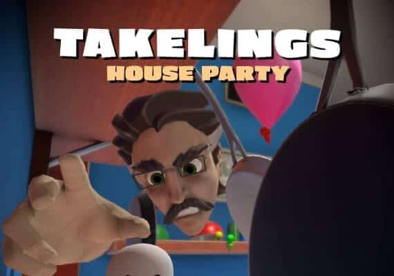 takelings house party vr party game