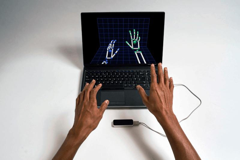 ultraleap hand tracking