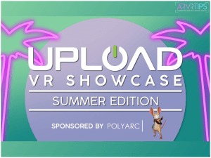 upload vr summer showcase