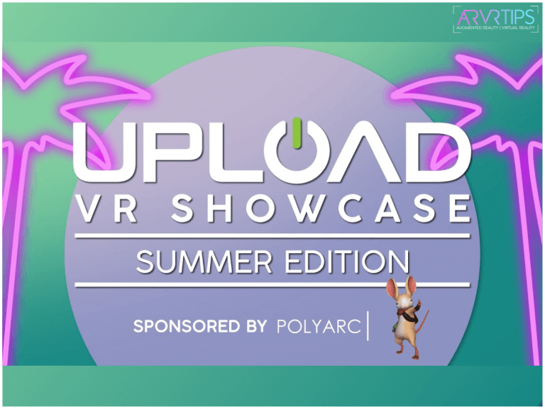 upload vr summer showcase