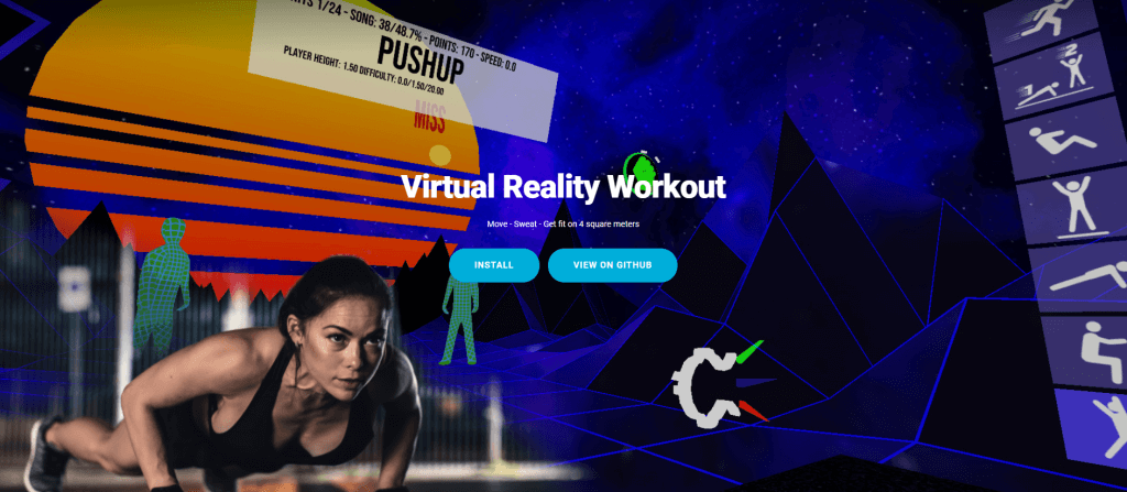 vrworkout for oculus quest
