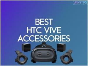 best htc vive accessories