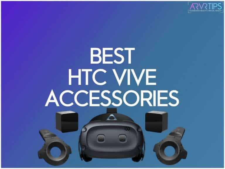 best htc vive accessories