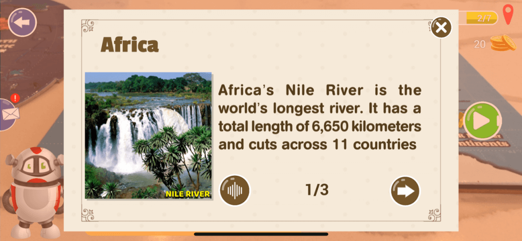 explore world africa fact