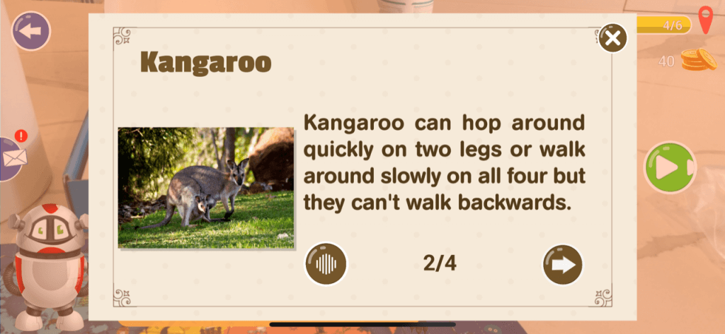 explore world kangaroo fact