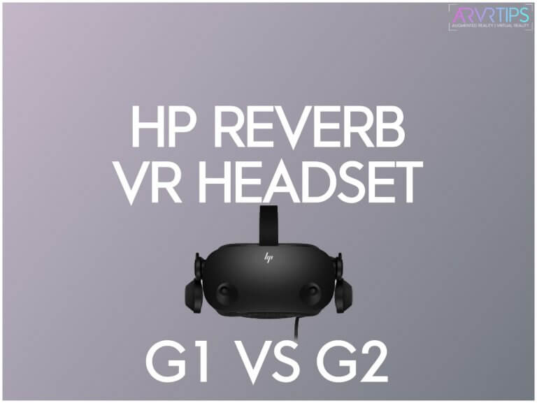 hp reverb g1 vs g2