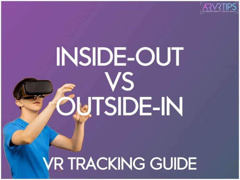 inside-out vs outside-in vr tracking