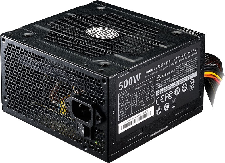 power supply for vr-redy pc