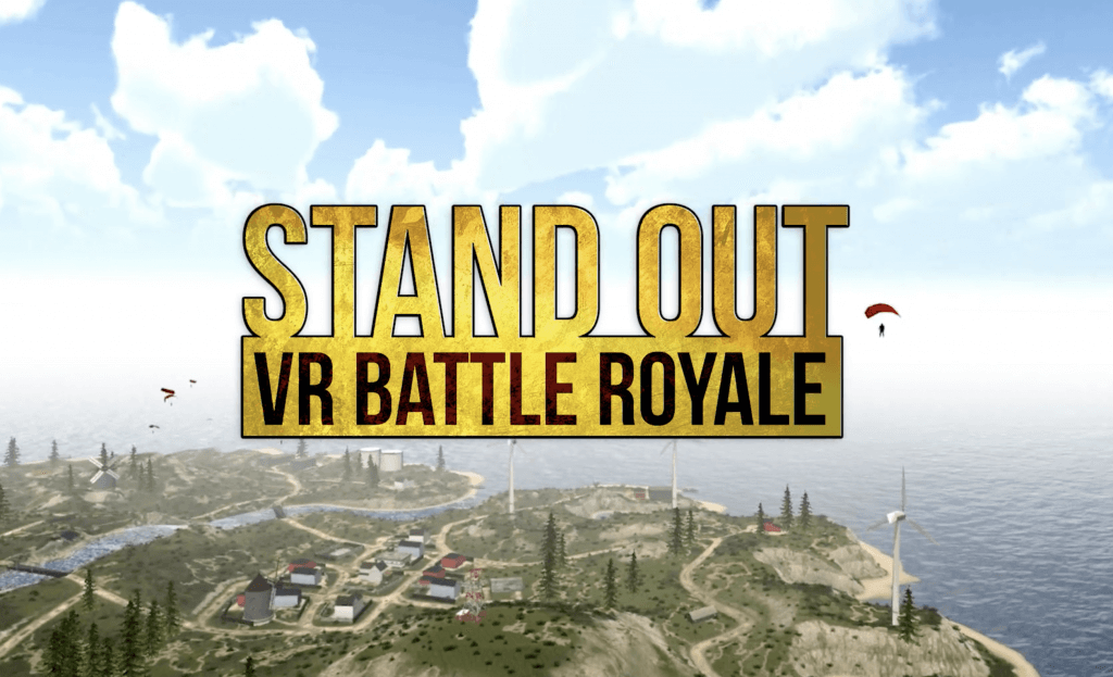 stand out vr battle royale game
