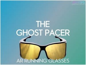 The Ghost Pacer: Augmented Reality Running Glasses Guide