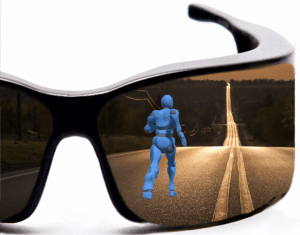 the ghost pacer glasses