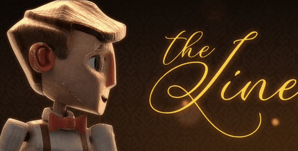 the line vr