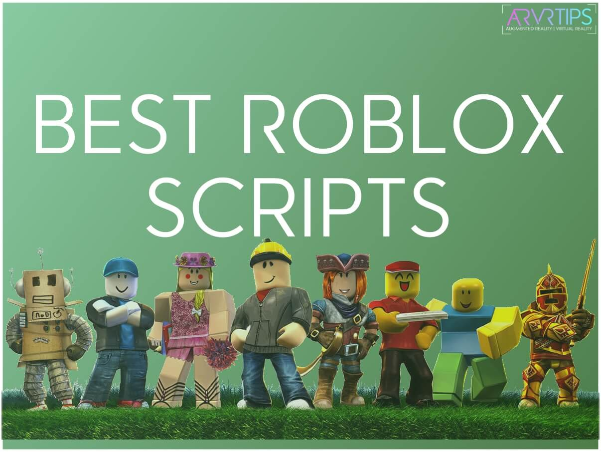 Best Scripts For Roblox Exploit The Best Roblox Vr Scripts Exploits To Try 2020