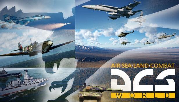 dcs world vr flight simulator