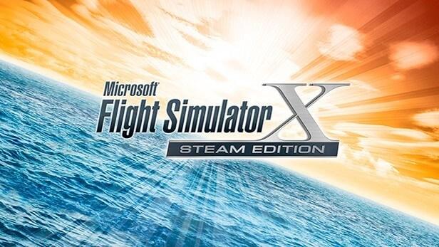 flight simulator x vr