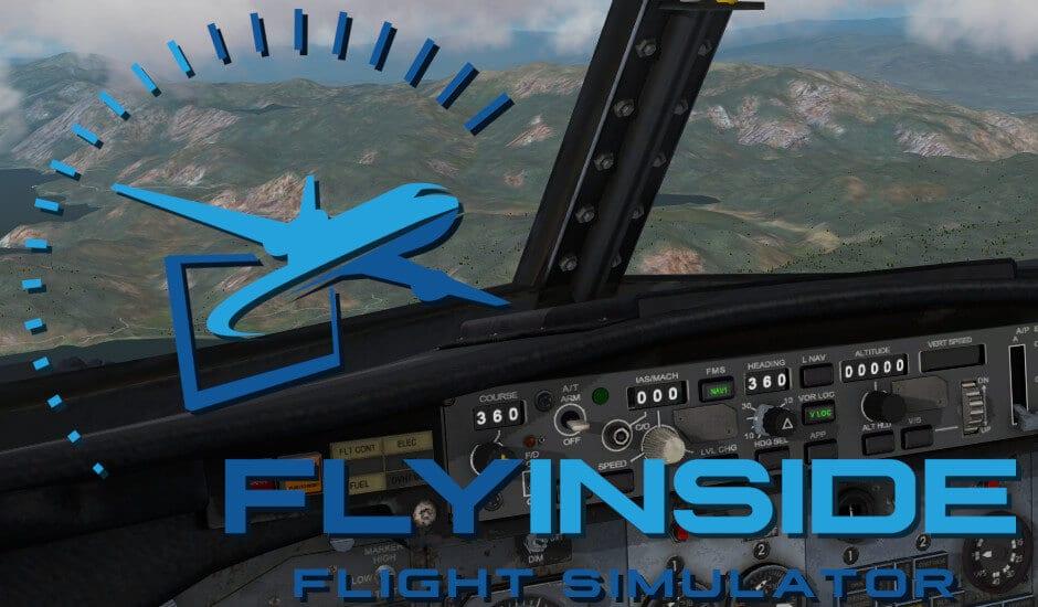 flyinside vr flight simulator