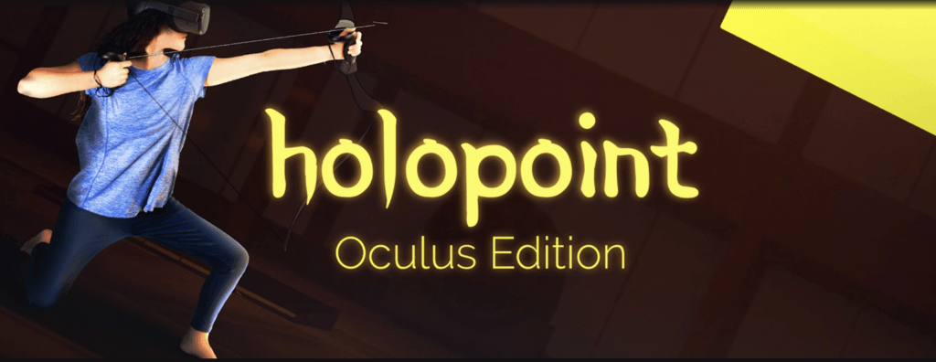 holopoint oculus edition upcoming oculus quest games