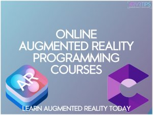 learn augmented reality programming course