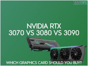 Nvidia RTX 3070 vs 3080 vs 3090 Review: New VR GPUs