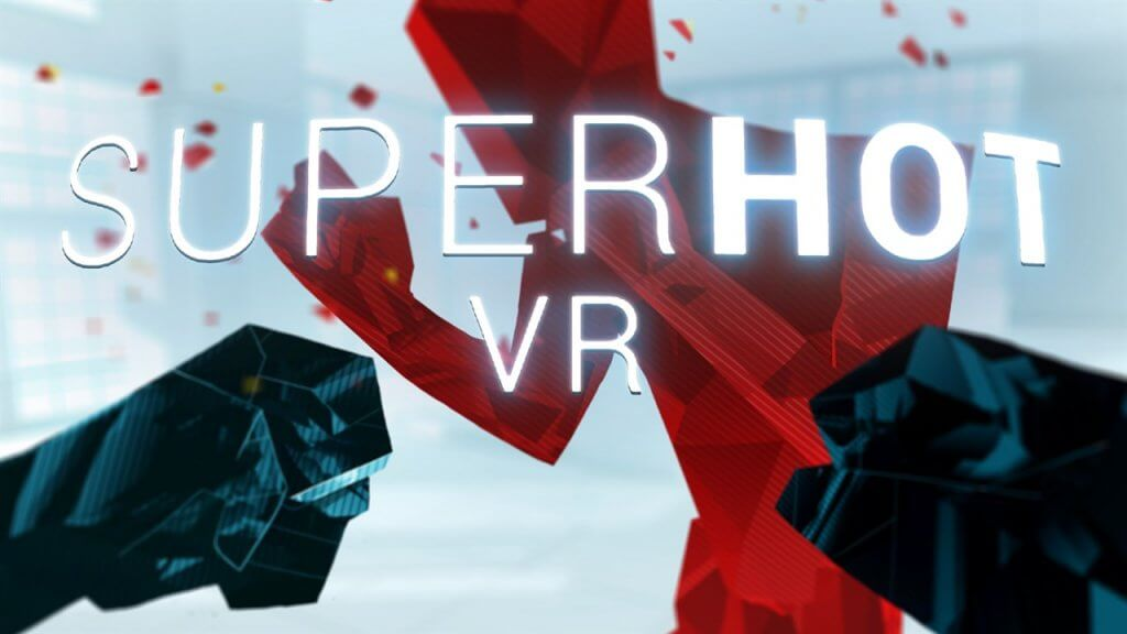 superhot oculus quest 2
